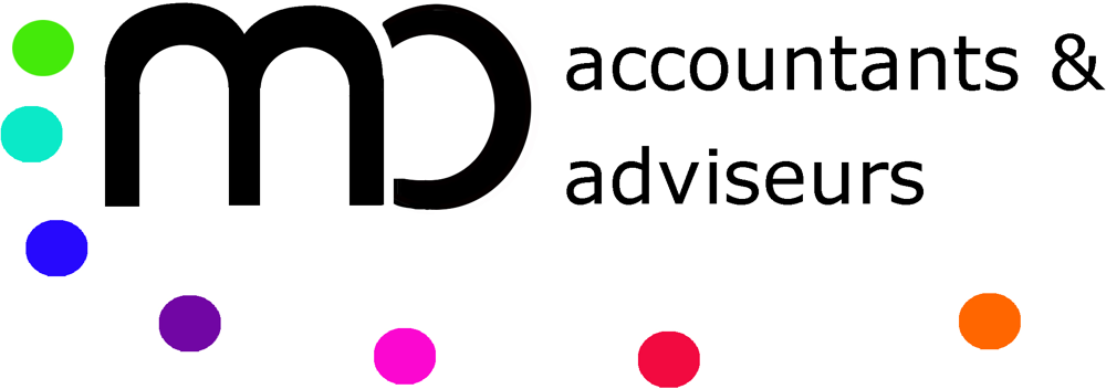 Logo MD Accountants